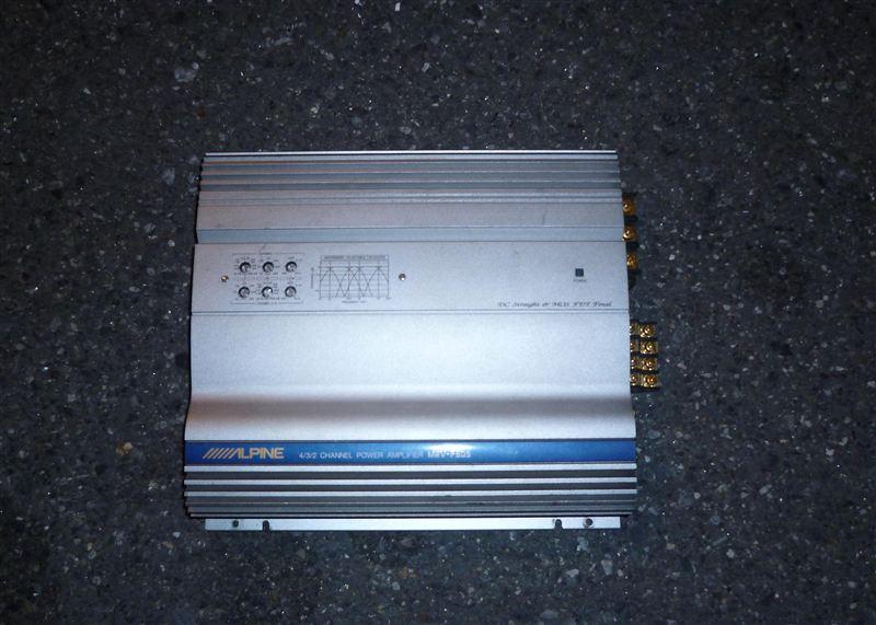 ALPINE MRV-F305