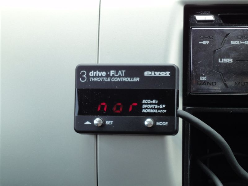 PIVOT 3-drive・FLAT