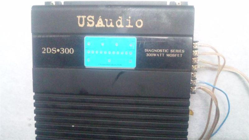 US Audio 2DS・300