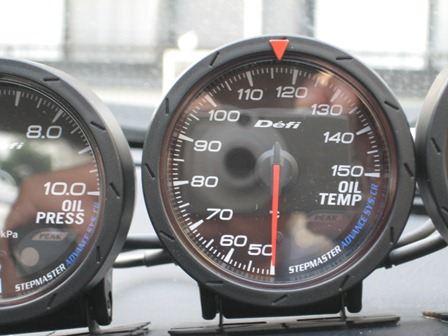 Defi Defi-Link Meter ADVANCE CR 油温計