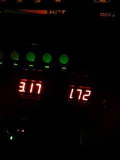 アナログなデジタル(笑) AFCと電圧計