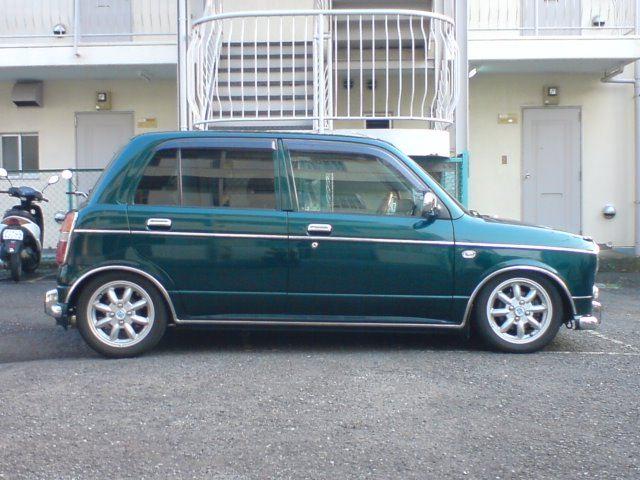 ミラジーノ1000SPIEGEL プロスペックワゴン・車高調の単体画像