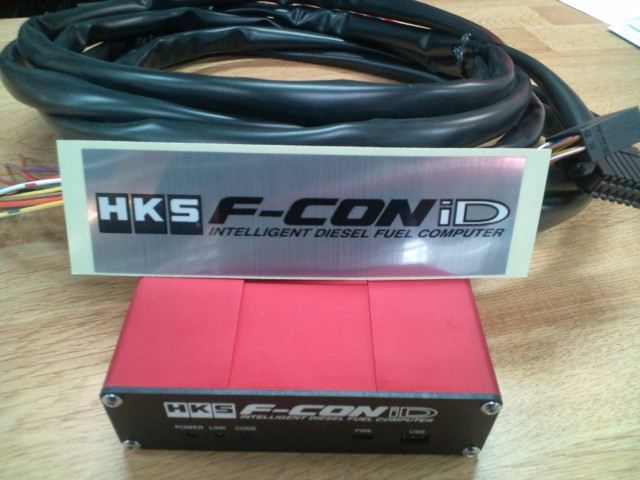 HKS F-COM iD