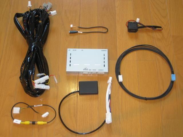 bluebanana99 DTVC-02 タッチパネル対応地デジ化キット for H5x