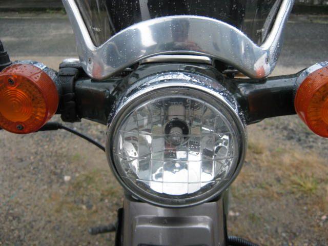 カブラマッドマックス マルチリフレクター式ヘッドライトの単体画像