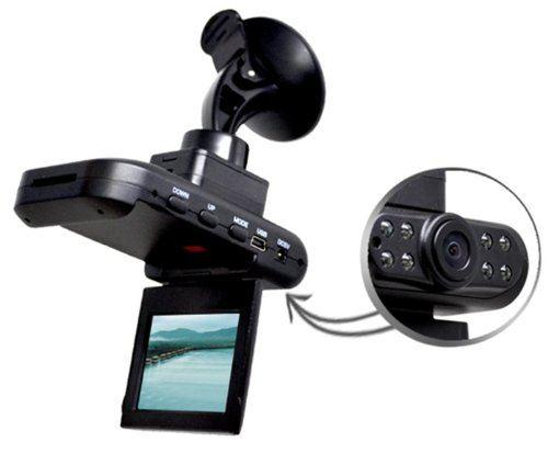 Axvalue HD高画質 赤外線ライト搭載 120度広角 多機能型ドライブレコーダー 高解像度2580×1920 小型リモコン付属 2011最新モデル