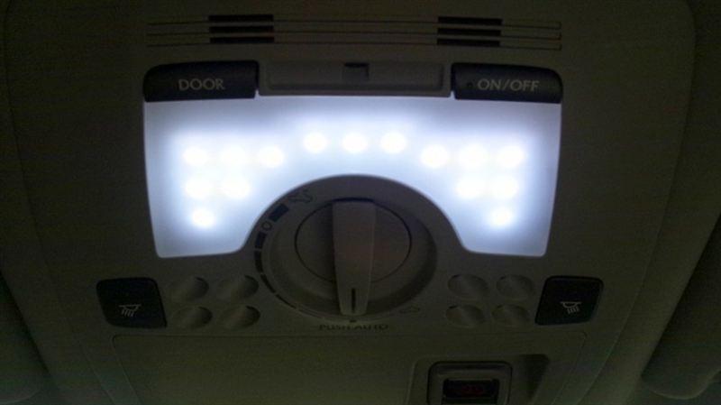 BRM21 LEDルームランプ RM-L906W