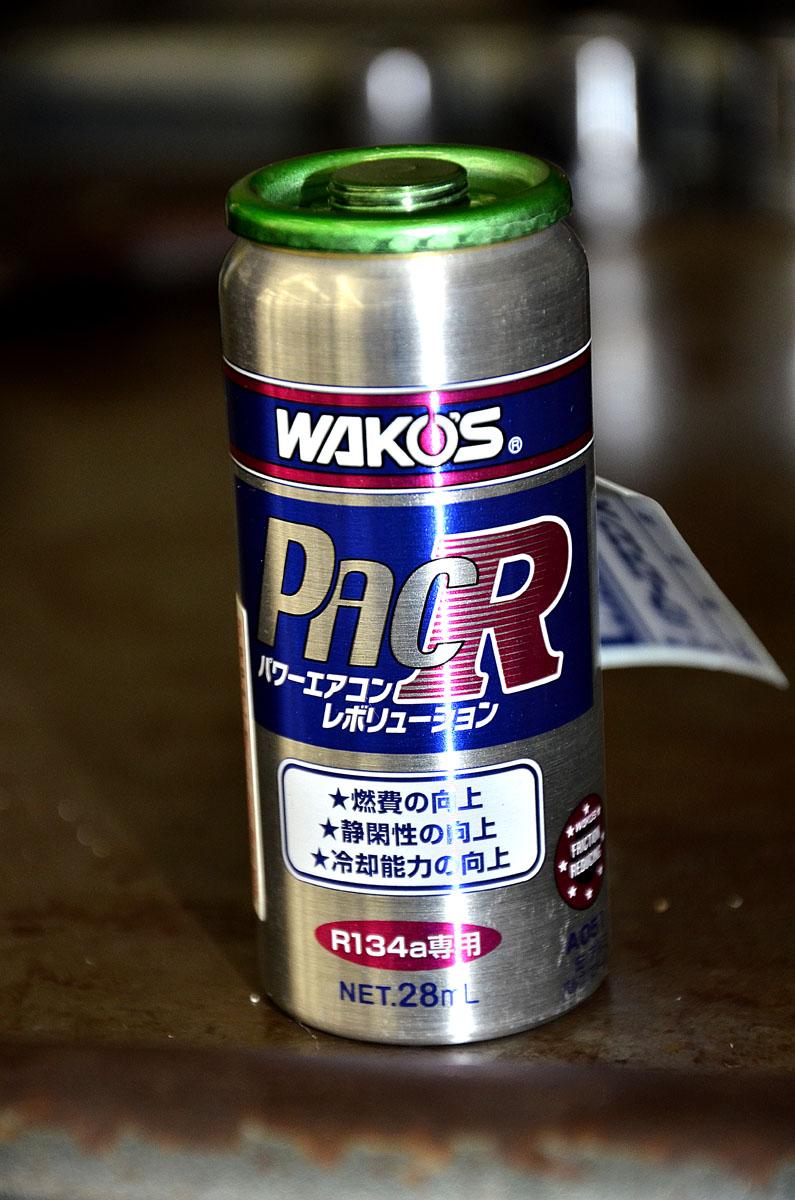 WAKO'S PACR パワーエアコンレボリューション
