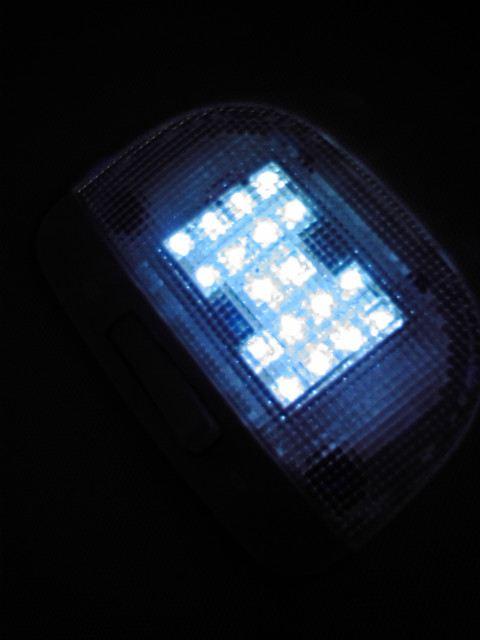 PINKY SELECTION 【超眩】 BP5系 レガシィ  FLUX/LEDルームランプ 6P 60発