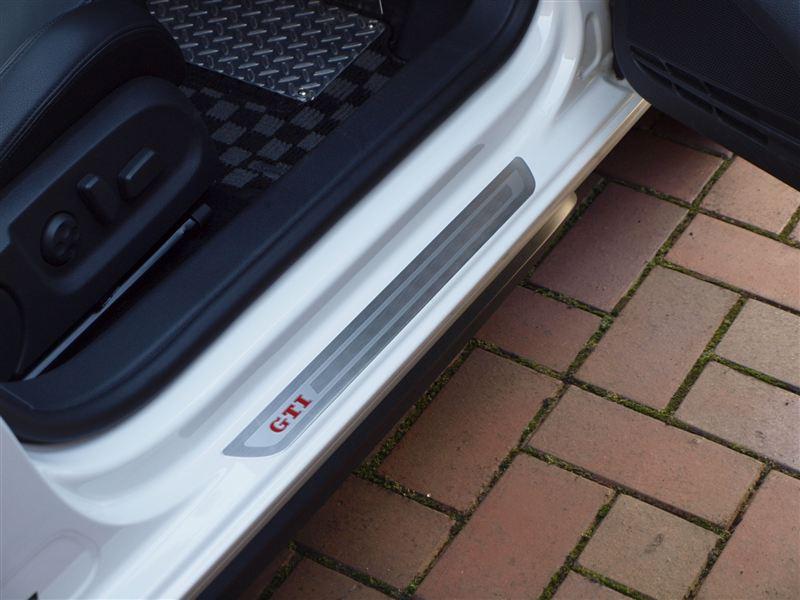 不明 Door sill scuff plate For VW GOLF 6 MK6 GTI 09-2011 12