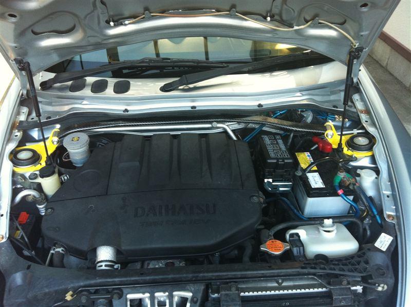 D-SPORT フロントストラットタワーバー plus GTバージョン