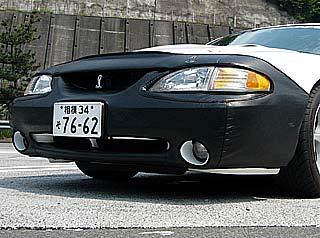 マスタングSVTコブラフォード純正 COBRA Headlightsの単体画像