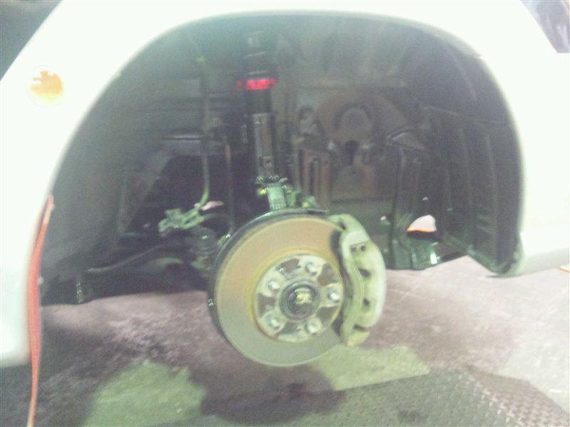 RVRLARGUS 全長調整式車高調 減衰32段の単体画像