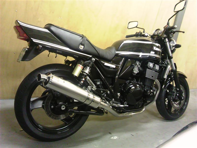 ZRX400-IIMORIWAKI ZERO SS WTの単体画像