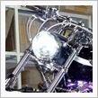 HARLEY-DAVIDSON 純正 LED 5-3/4インチ・ヘッドランプ