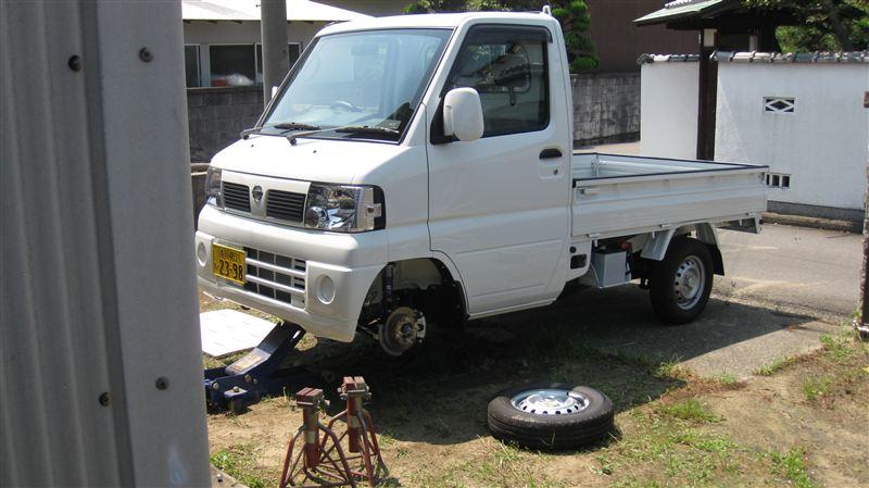 クリッパートラックGT CARプロデュース 車高調キット ピロアッパー仕様の単体画像