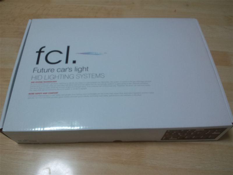 fcl. HIDキット H4 H/L スライドタイプ 6000K