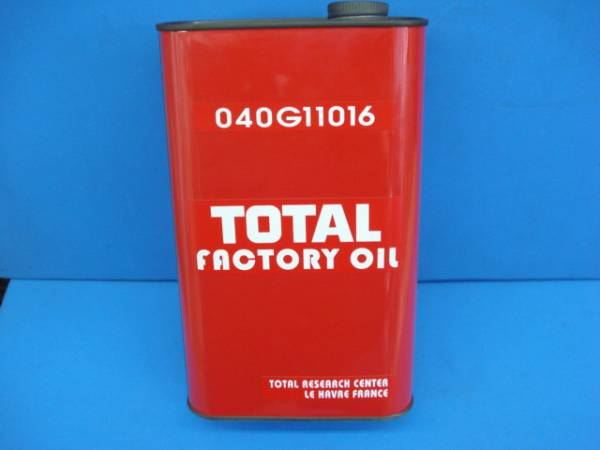 TOTAL FACTORY OIL 0W-40 040G11016