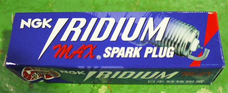 NGKスパークプラグ / 日本特殊陶業 IRIDIUM MAX BKR6EIX-P