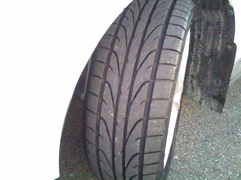 Pinso Tyres PS-91 のパーツレビュー | スイフトスポーツ(LOCK@zc31s ...