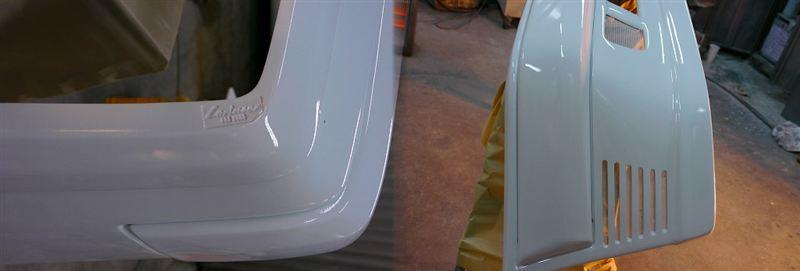 ミディアムクラス セダンLorinser フロント&リヤ バンパーの単体画像