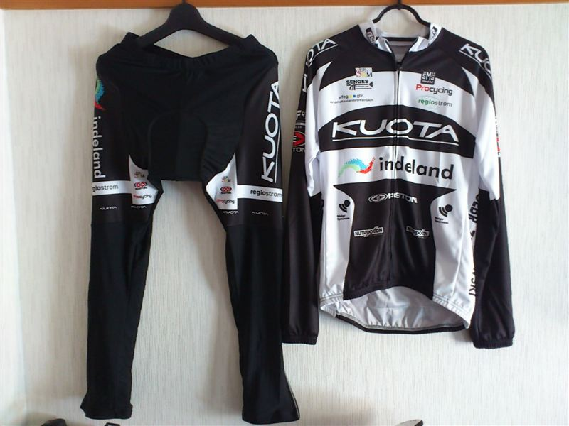 Kuota Jacket Casual Black