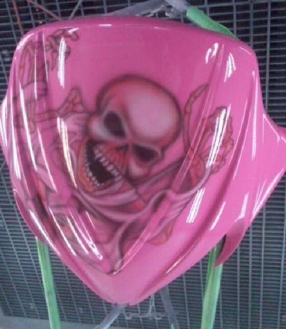 フォルツァウォーリアーズ フロントマスクの単体画像