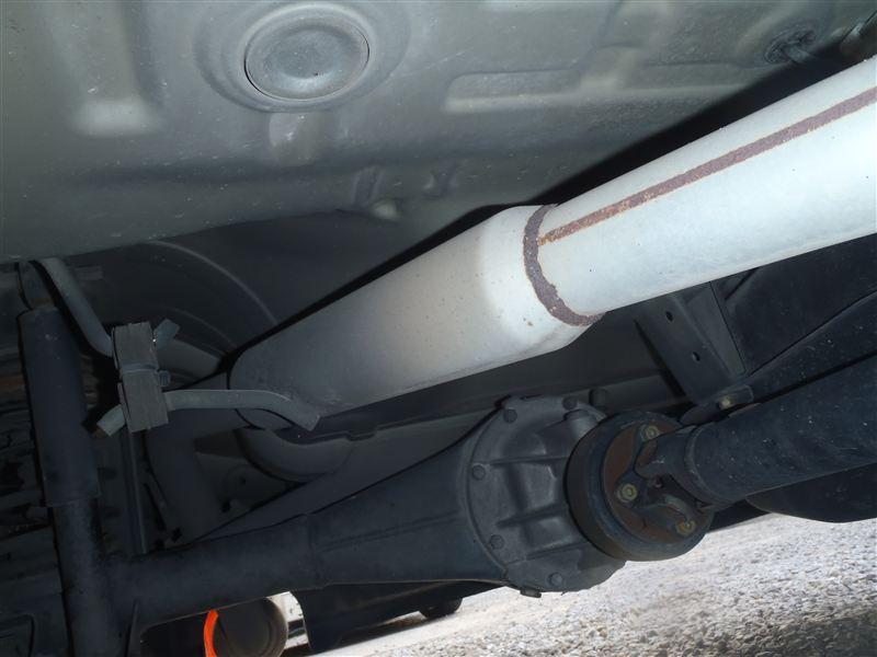 ワゴンRプラス不明 ストレートマフラーの単体画像
