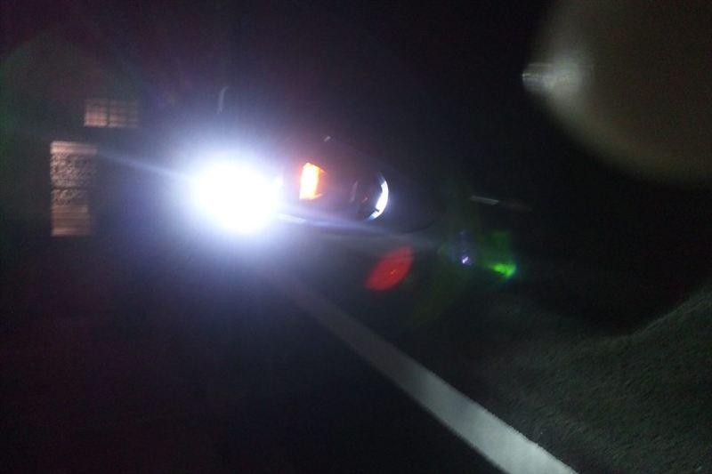 スーパージョグZRDELTA DIRECT HID Lighting UNITの単体画像