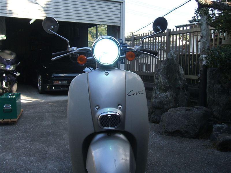 ジョルノクレアノーブランド Motorcycle HID(PH11‐6000K)の単体画像