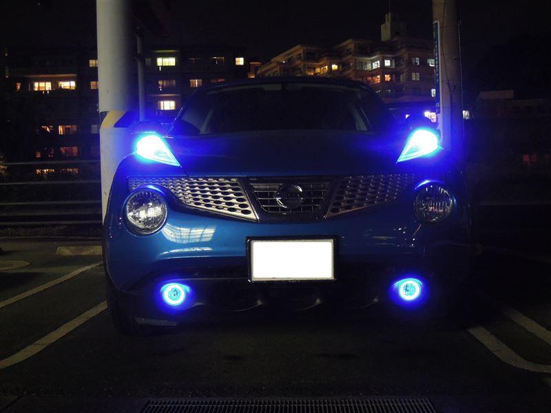 LEDの孫市屋(マゴイチヤ) LEDの孫市屋 T10-SMD66連-青