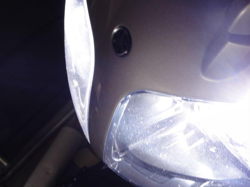 FJR1300CLEVER LIGHT CL-CA-H4Hi/LO-6000-Dualの単体画像