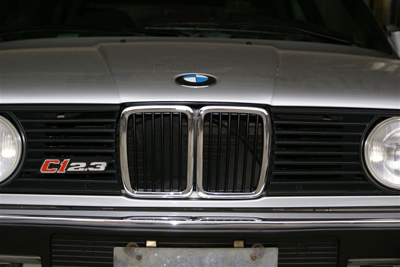 その他BMW純正 e30 M3 スポエボ用 キドニーグリルの単体画像