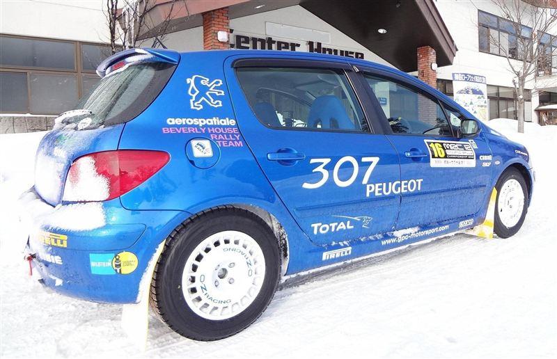 307 (ハッチバック) O.Z Racing  Rally Racingの単体画像