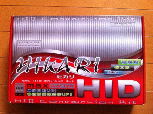 ロゴHIKARI COOKAL デュアルバーナー H4 Hi/Lowデュアルバルブの単体画像
