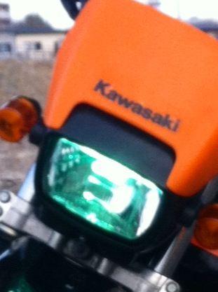 スーパーシェルパスフィアライト H4 15W バイク用 6000Kの単体画像