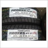 TOYO TIRES PROXES PROXES R1R 205/50R16 87V