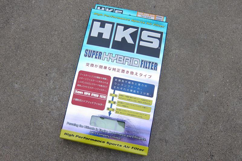 HKS HKS SUPER HYBRID FILTER