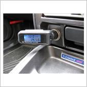 SEIWA D174 LCDデジタルクロックチャージャー