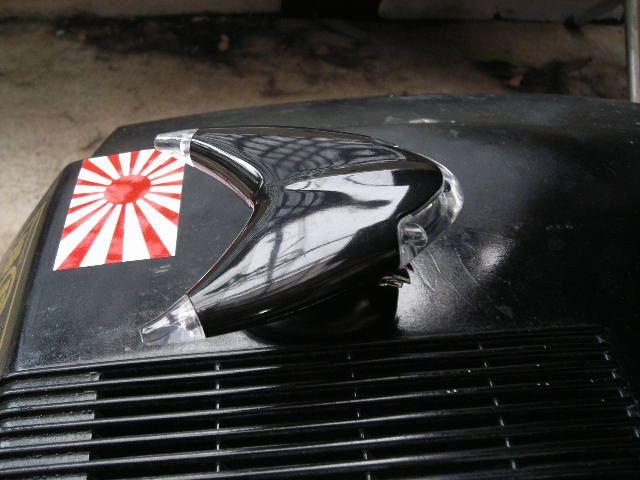 ストリームスリーターチャイナ製 風力発光!ブーメランミニ?の単体画像