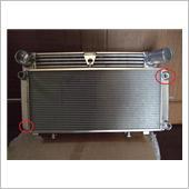 Radtec Escort Cosworth (air con kit)
