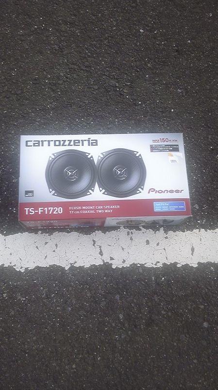カロッツェリア TSーF1720