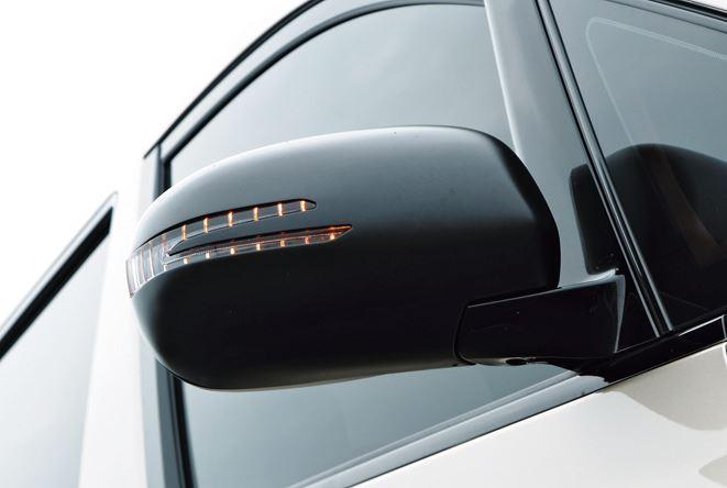 MercedesーBenz BenzCLSクラスLEDミラーカバー移植