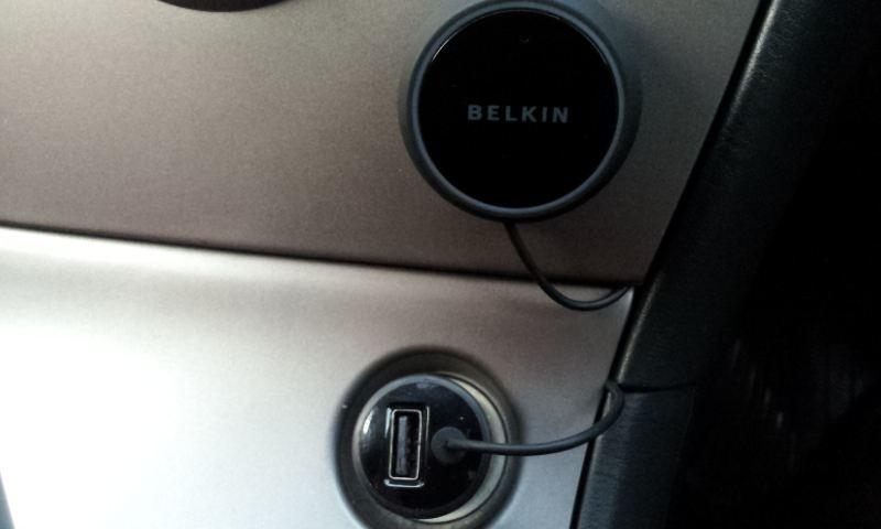 Belkin ブルーツゥースハンズフリー