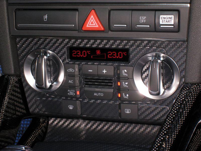 Audi AG MY09 クライマットコントロール