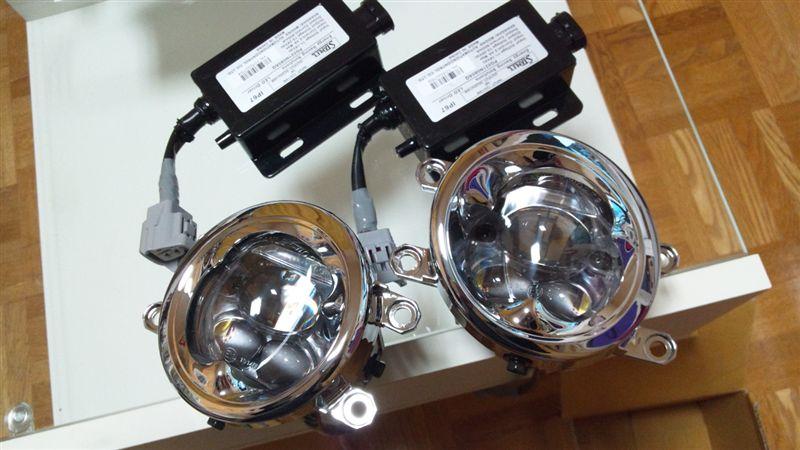 RAYBRIG LF06 LED フォグランプ