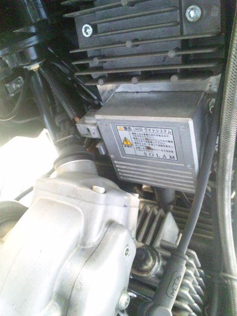 ムルティストラーダ 1000DSRiding House ソーラム 車種専用/H.I.D 35W バルブキットの単体画像