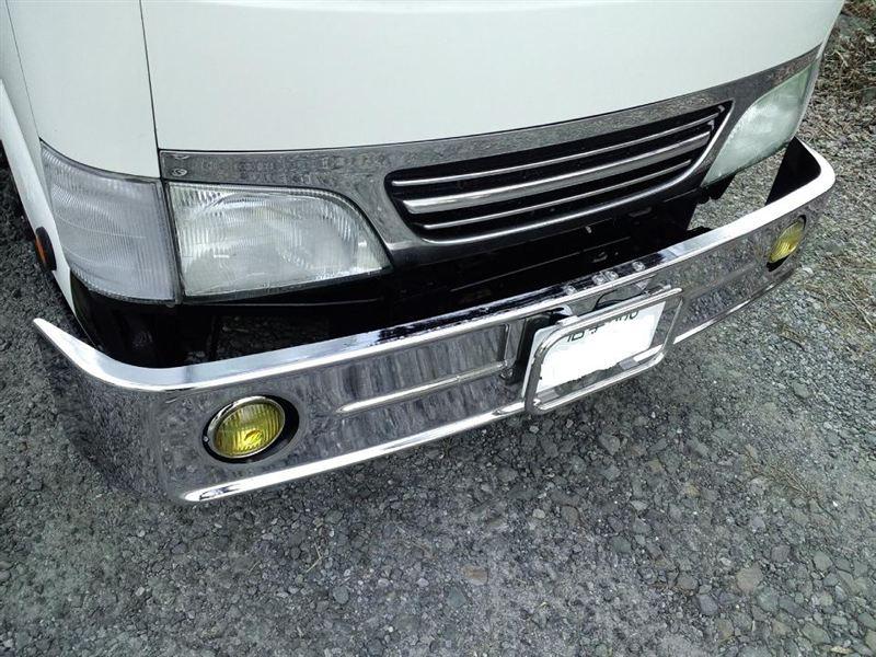 ダイナトラック不明 バスバンパーの単体画像
