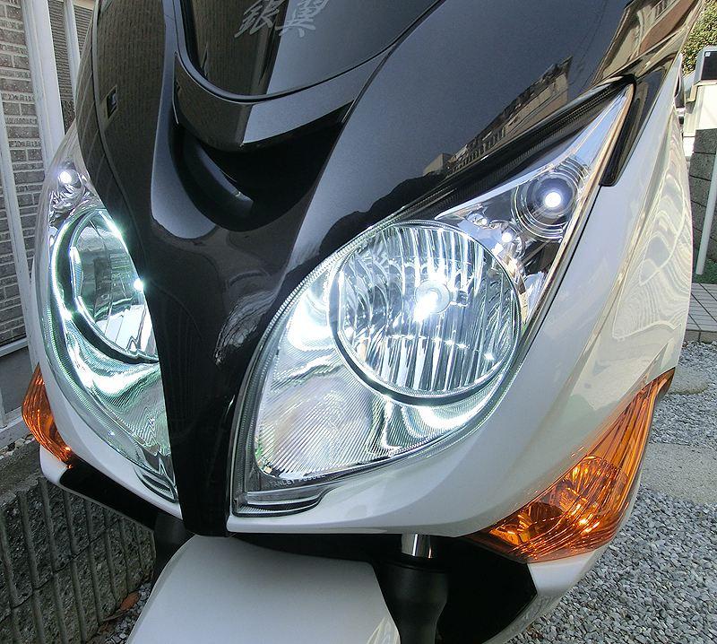 シルバーウィングGT400Auto shop yours 35Wコンバージョンキット H7 6000Kの単体画像