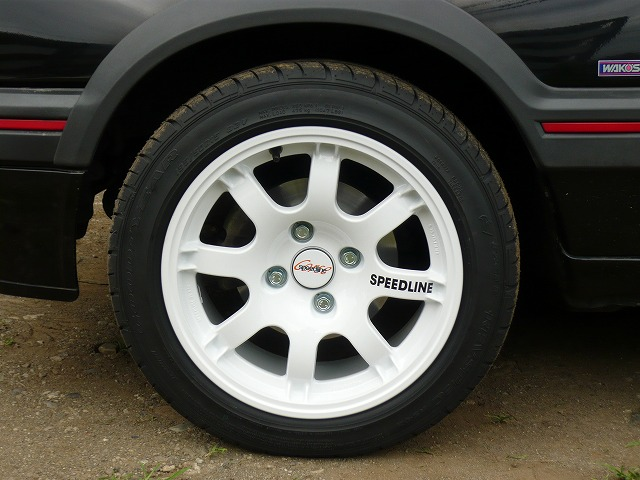 205 (ハッチバック)Speedline Corse SL434の単体画像